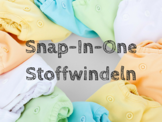 Snap-In-One Stoffwindeln