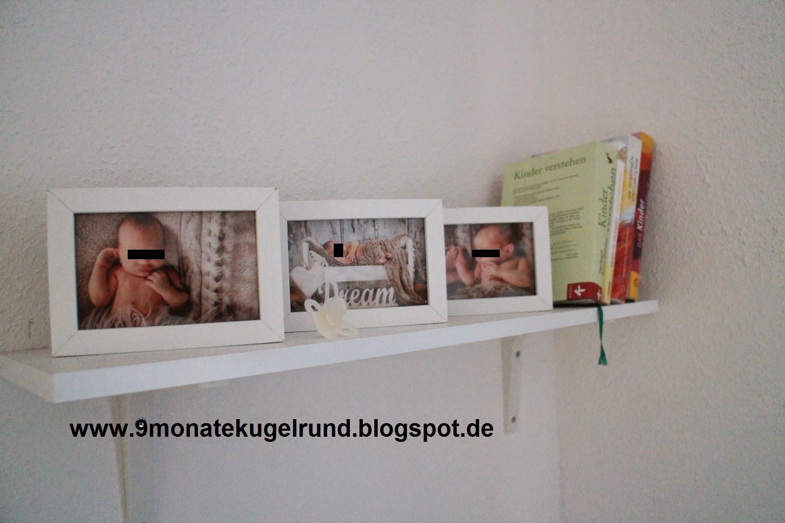 Wickeltisch einrichten | 9MonateKUGELRUND.de
