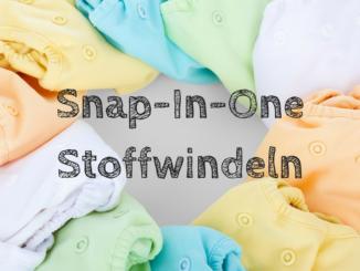 Snap-In-One Stoffwindeln